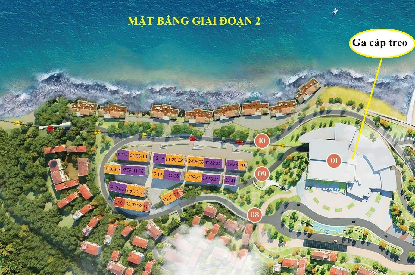 The Center Địa Trung Hải Phú Quốc
