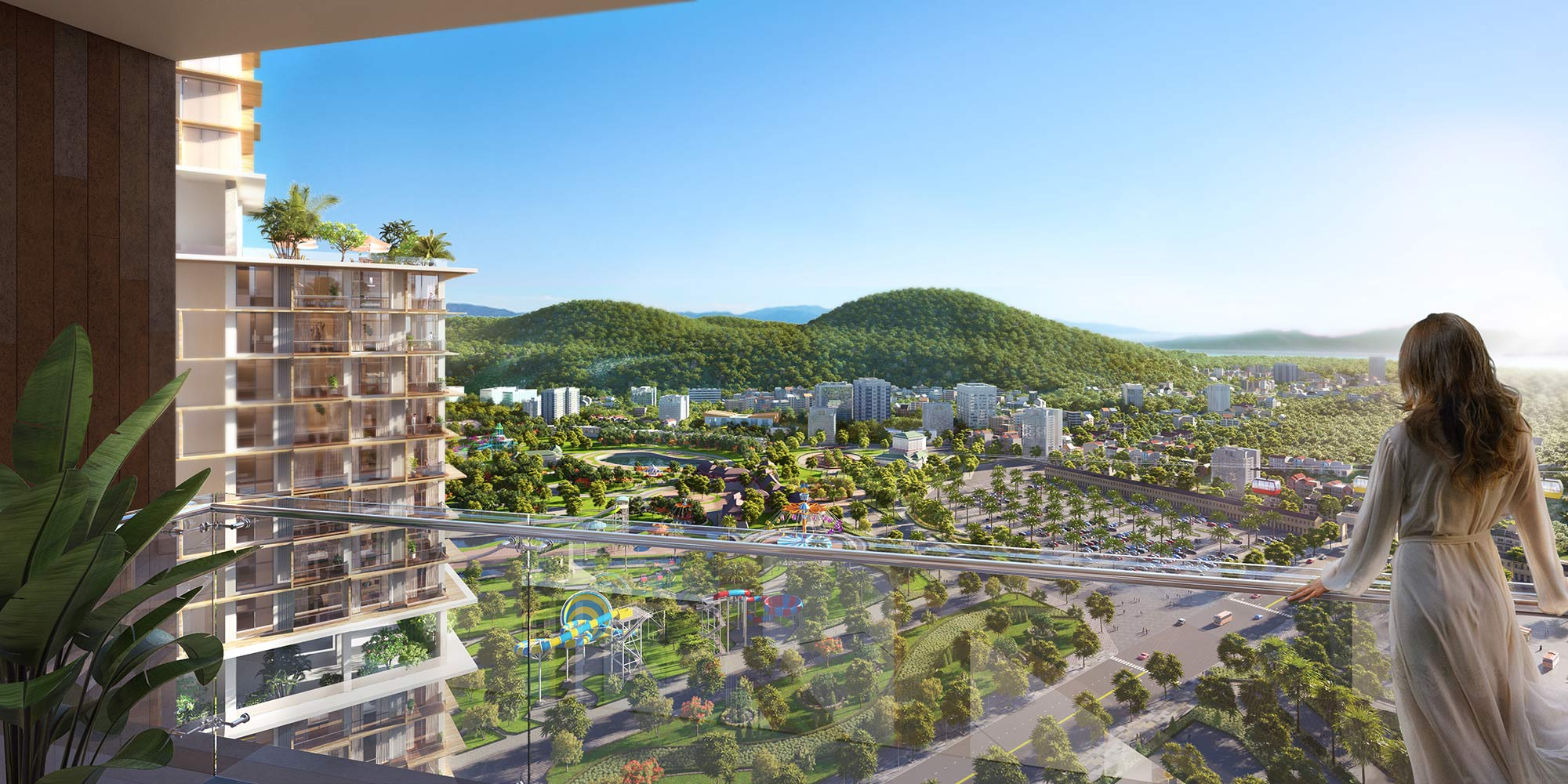 Chung cư Sun Group Marina Town
